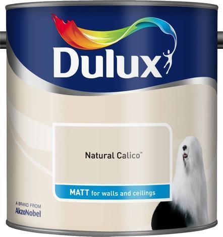 Интериорна боя DuluxMat 2.5 л, хасе
