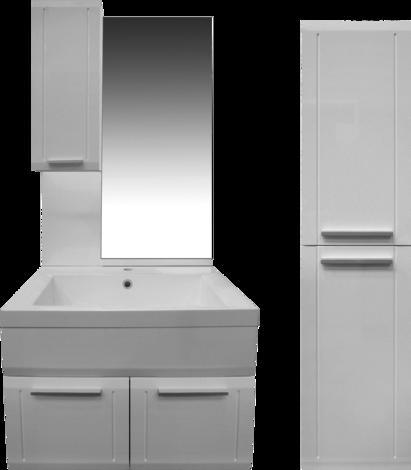 Долен шкаф за баня Нова 70см 2