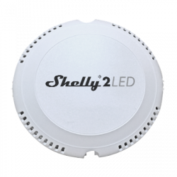 Shelly LED - WiFi controler for 2 LED lights up to 40W