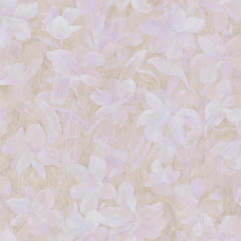 Тапет Светло-лилави лилии