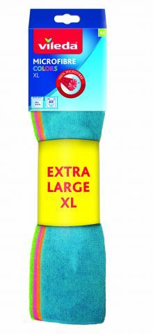 Микрофибърни кърпи Vileda  XL 4 бр