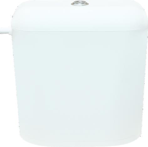 PVC тоалетно казанче Видима