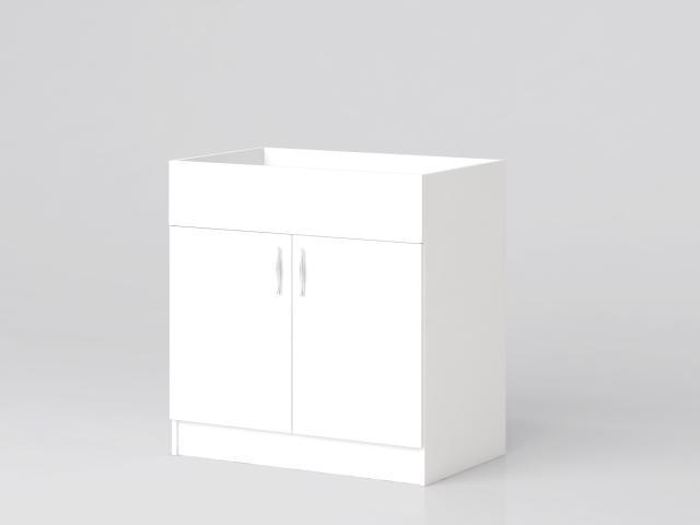 Уни модул 2, бял