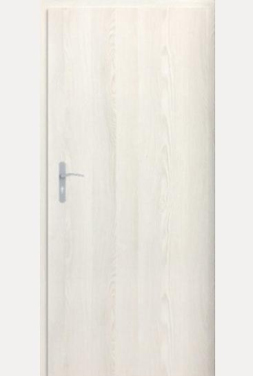 Врата Century 70х204 см. ясен бял 3D, дясна