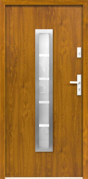 Външна входна врата BERLIN  1008x2068