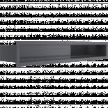 Решетка Luft 45о 9/60 см графит