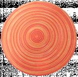 Подложка за хранене LOLLIPOP, червена