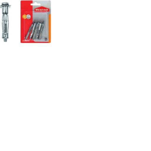 Дюбел метален за преградни стени BMOL-М5х58
