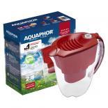Кана за филтриране на вода Аквафор Аметист- Червена