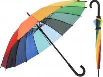 Чадър DIA - дъга