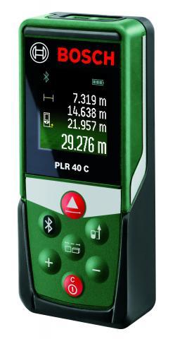 Лазерна ролетка PLR 40C