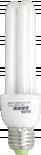 Енергоспестяваща крушка 11W E27 2700К 2U 12мм