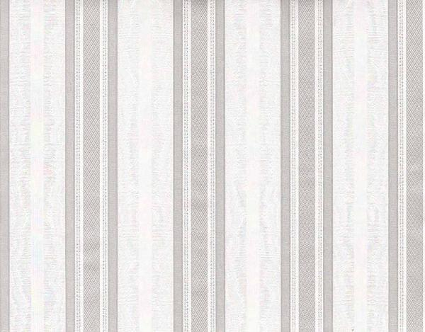 Тапет Сиво райе хартия - дуплекс