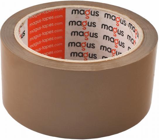 Опаковъчна лента МАГУС 60м/48мм, кафява
