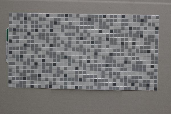 PVC панел 0876 / Grey mix / 0,5м2