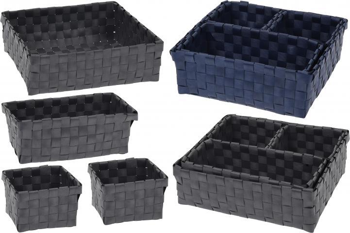 Сет кошници за съхранение 4 бр.
