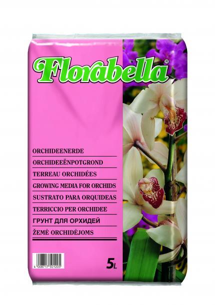 Florabella Почва за орхидеи 5л