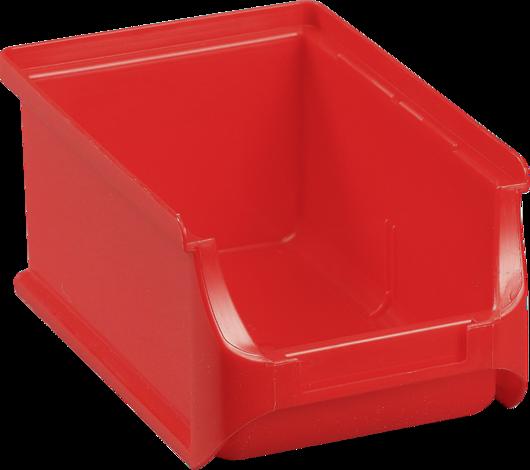 Кутия, червено, 0,7 л, РР