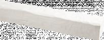 Декор. PU - греда В2013 / 2м / бяла
