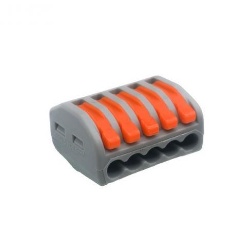 Разклонителна клема 5х0.75-2.5mm2