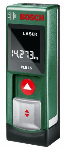 Лазерна ролетка PLR 15