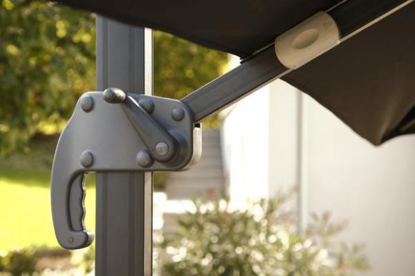 Чадър тип камбана Luce 3м.