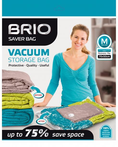 Вакуумна торба BRIO размер M