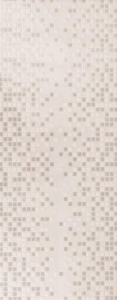 Декоративна плочка Allure crema mosaic B 20x50 см
