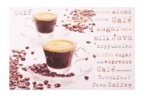 Подложка за хранене кафе