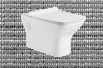 Конзолна тоалетна чиния Rimless с тоалетна седалка NYKS