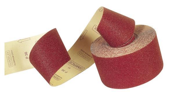 Шкурка хартиена основа 116мм P40
