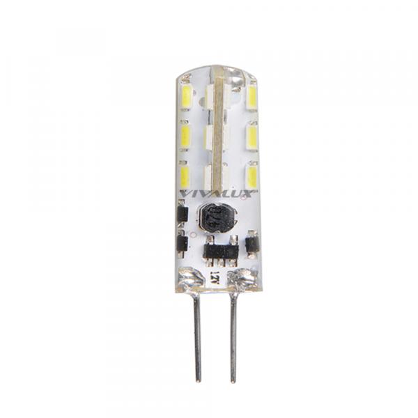 LED капсула FL LED 1,5W G4 CL-4500K