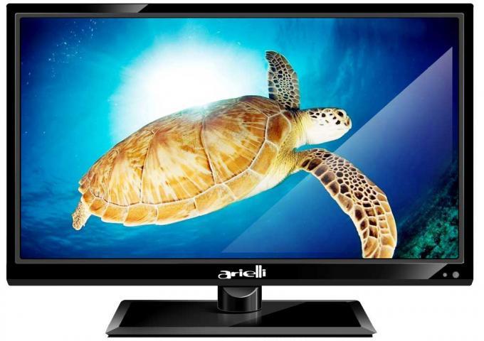 Телевизор ARIELLI LED2454HDT2