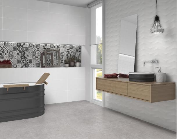 Декор Reims Grey 30x60 2