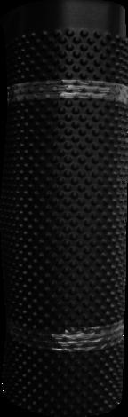 Дренажна мембрана 2.00х20 м черна