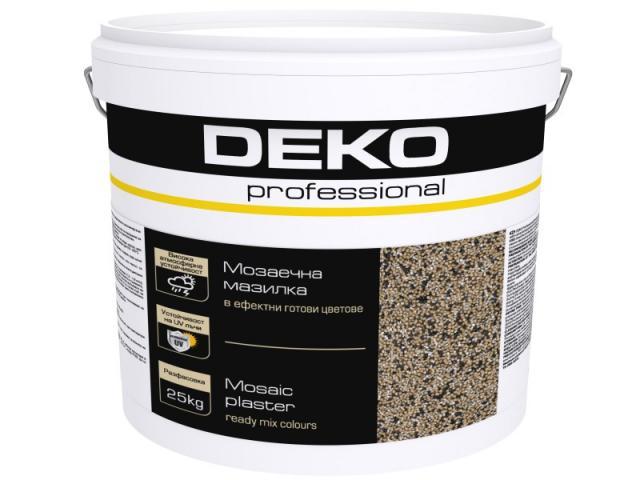 Deko Professional Мозаечна мазилка 1049 25кг