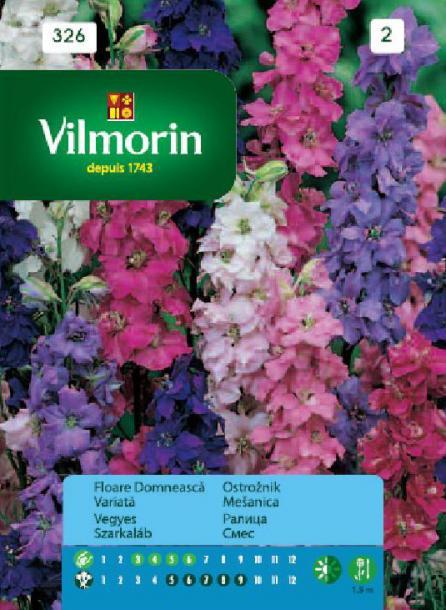 Ралица смес - Вилморин