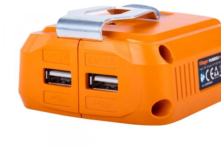 USB адаптeр Villager VLN 9920 3