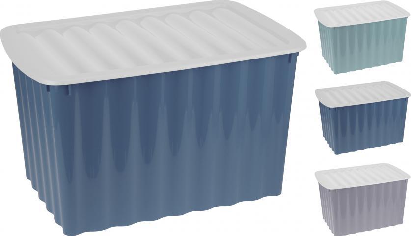 Кутия за съхранение с капак