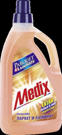 MEDIX за паркет и ламинат