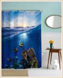 Завеса за баня 3D дигитална щампа 12