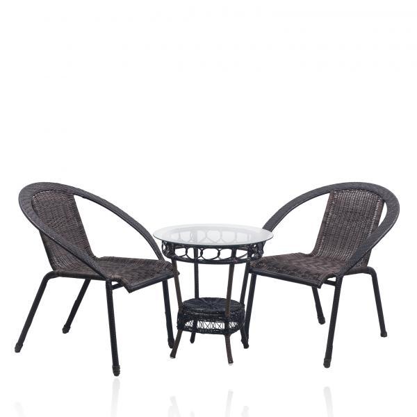 Примерен сет със стол хх08010001 Marrone