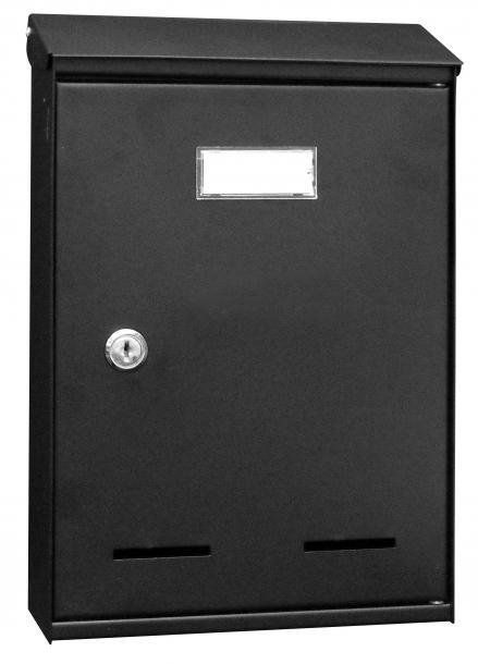 Пощенска кутия NANO черна