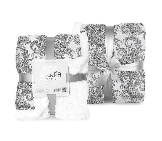 Одеяло Sherpa 150x200см 018