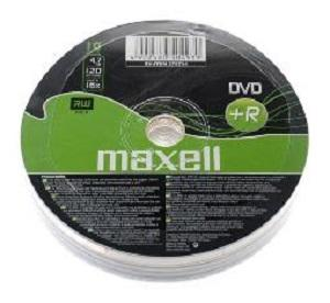 DVD+R4.7Gb 10Shrink Maxell