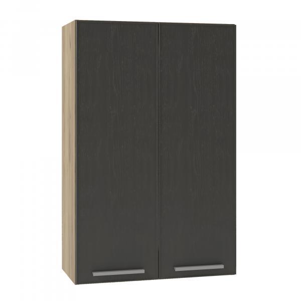 Горен шкаф с две врати SKY LOFT 60см