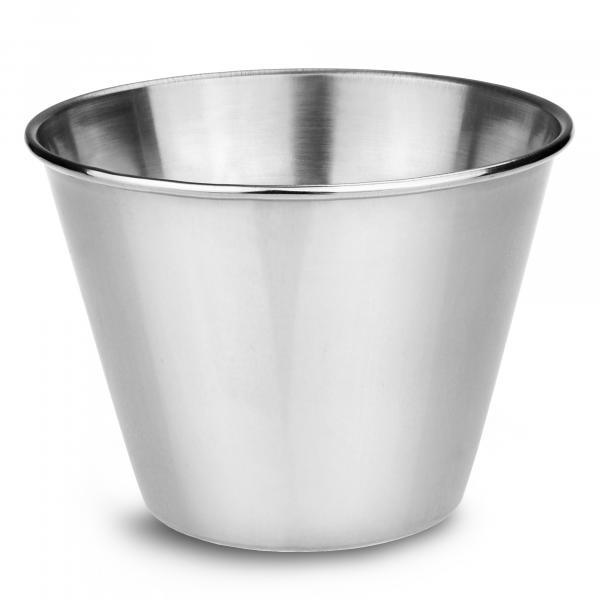 Чаша крем карамел, конус 200 мл