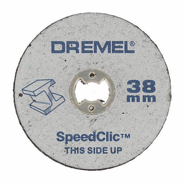 DREMEL дискове рязане комплект 5бр.