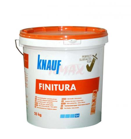 Шпакловка KNAUF FINITURA 25 kg