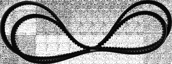 Ремък 10x1225